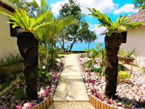 holiday house santo vanuatu, cheap accommodation vanuatu, Santo attractions