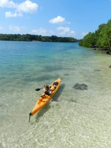 kayaking vanuatu