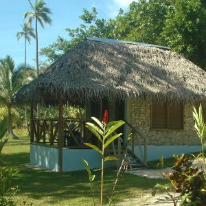 bungalow accommodation espiritu santo