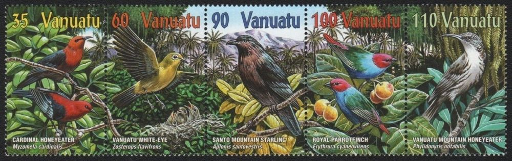 vanuatu birds